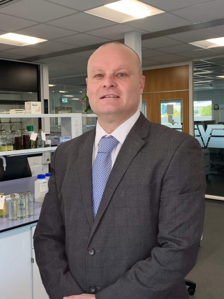 Vickers Oils appoint Nick Clague as the new Technical Director