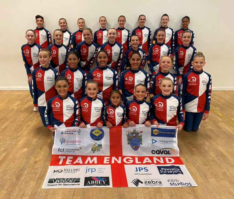 SUCCESS AT THE DANCE WORLD CUP FINALS